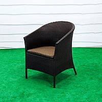 """Кресло """"Балеар"""", Кс-004, Садовая мебель из искусственного ротанга"""