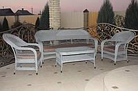 Комплект садовой мебели Фазенда, Садовая мебель из искусственного ротанга