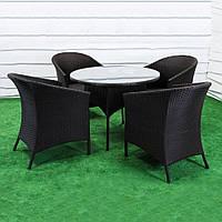 """Комплект садовой мебели """"Балеар"""", Садовая мебель из искусственного ротанга"""