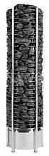 Электрокаменка Sawo Tower Round TH6-120N, Электрокаменки, Финляндия, 10-18 м3, 12 квт, 380, Напольная,
