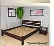 """Спальня """"Грета Вульф""""(кровать, тумбочки, комод). Массив - сосна, ольха, береза, дуб., фото 2"""