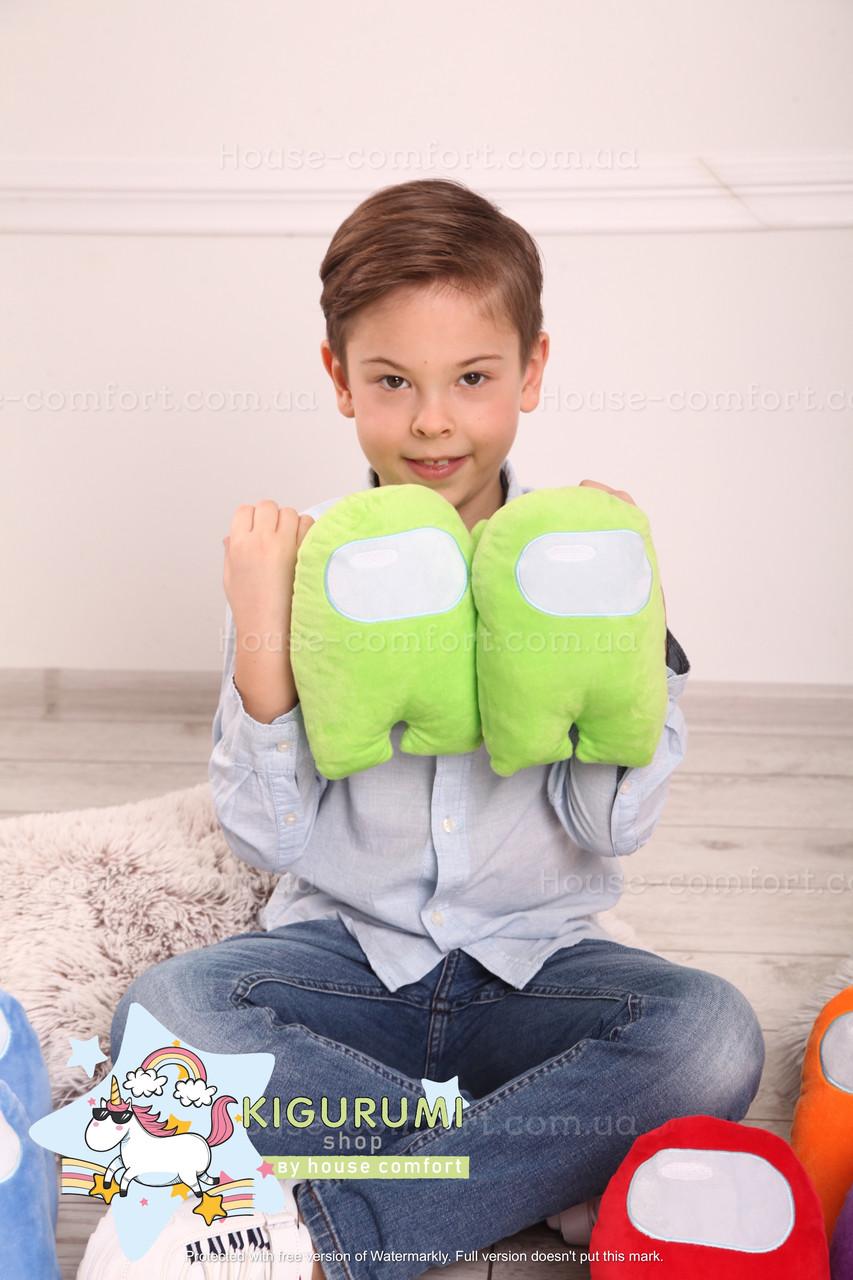 Мягкая Плюшевая Игрушка Амонг Ас Among Us 20 см игрушки амонг ас цвет зелёный