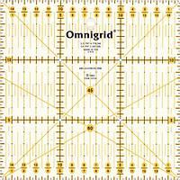 Универсальная линейка с сантиметровой шкалой 15 x 15 см,Угол,Prym
