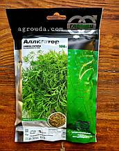 Алігатор калібрований F1 насіння кропу (Гавриш), 0,1 кг (100 гр)