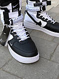 Nike SF Air Force 1 High (Топ якість), фото 2
