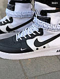 Nike SF Air Force 1 High (Топ якість), фото 3