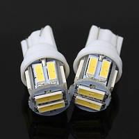 Светодиоды автомобильные T10-10Х