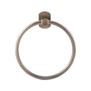 Кольцо для полотенца цвет бронза Q-tap Liberty ANT 1160