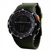 Часы тактические Skmei 0989 Мilitary (копия тактических часов 5.11)