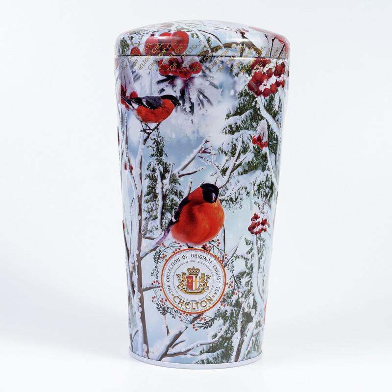 Чай ЧЕЛТОН, ВАЗА СНИГИРИ  (VASE OF BULLFINCHES) 100 г