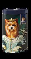"""Чай черный цейлонский классический листовой Ричард (RICHARD) """"ROYAL DOGS"""",Йорк  80 г., ж/б"""