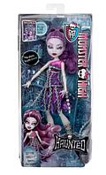 Кукла Монст Хай Спектра Вондергейтс (Monster High Getting Ghostly Spectra Vondergeist Doll)