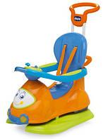 Толокар-качалка  Chicco Машина 4 в 1 Orange