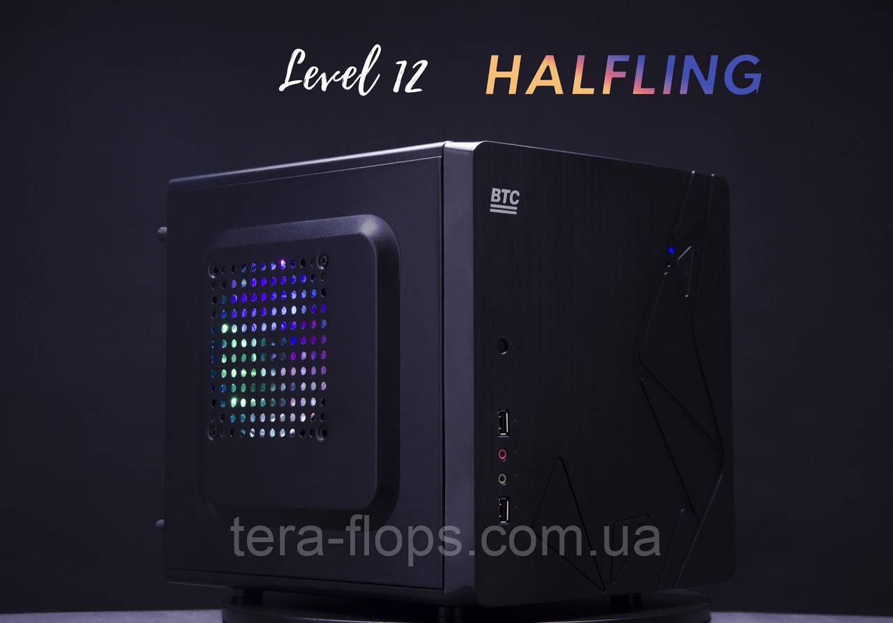 Игровой ПК - Level 12 Halfling (GTX 1050 Ti  i5   DDR3 16GB )