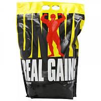 Гейнер Real Gains Universal Nutrition ваніль 4.8 кг