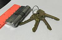 Замочный цилиндровый механизм ЗМ 70 а к/п  4 ключа