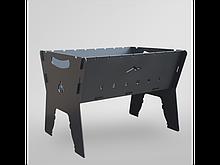 Мангал Vesuvi Company 4 mm, Мангал складной, Украина, Мангал разборной, 4