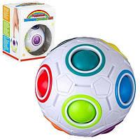 Головоломка шар Радужный мяч, головоломки, пазл, кубик-рубик, развивающие игры, пазлы для детей