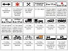 Таблички для дорожных знаков, фото 3