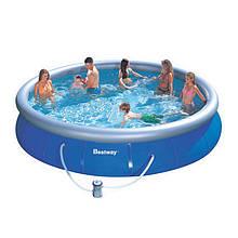 Надувной бассейн Bestway 457 х 84 см (57313)