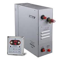 Парогенератор Coasts KSB90 380v с выносным пультом KS-300A (серого цвета), Парогенераторы, Китай, 380, 9 кВт