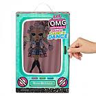 Набор с куклой L.O.L. Surprise! серии O.M.G.Dance – Мисс Роял 117872, фото 6