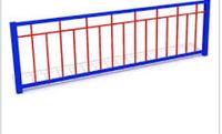 Забор для площадки, Дп-112