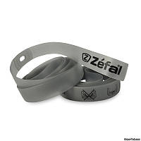 Ободная лента Zefal, 622 х 18 мм, 2 шт, серая
