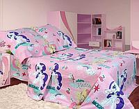Детское постельное белье полуторное хлопок 100 % Детское постельное белье Май литл пони Мой маленький пони