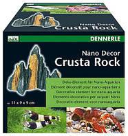 Керамический камень Dennerle Nano Crusta Rock M, 11,0 х 9,0 х 9,0 см