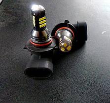 Світлодіодна лампа HB4 9006 42SMD - 8Вт Mini (вказана ціна за 1шт 8Вт) 1200LM 6500K 12 В, фото 3