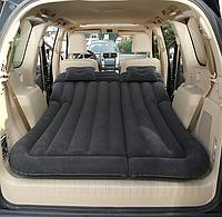 Универсальная кровать матрас для автомобиля в багажник Черный, шесть секций