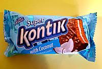Печиво-сендвіч Супер Контік молочний, кокос 100 г