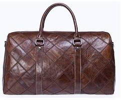 Дорожньо-спортивна сумка Vintage 14752 Коричневий, Коричневий