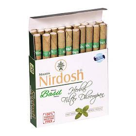 Нирдош - травяные сигареты без табака и никотина