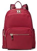 Рюкзак жіночий нейлоновий Vintage 14862 Червоний, Червоний