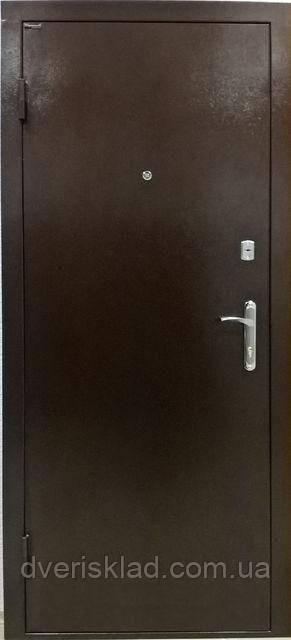 """Вхідні двері """"Порталу"""" серії Антик Елегант"""