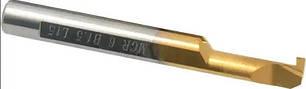 MTR6 R0.2L22 Резец (державка) токарный твердосплавный расточной, фото 2