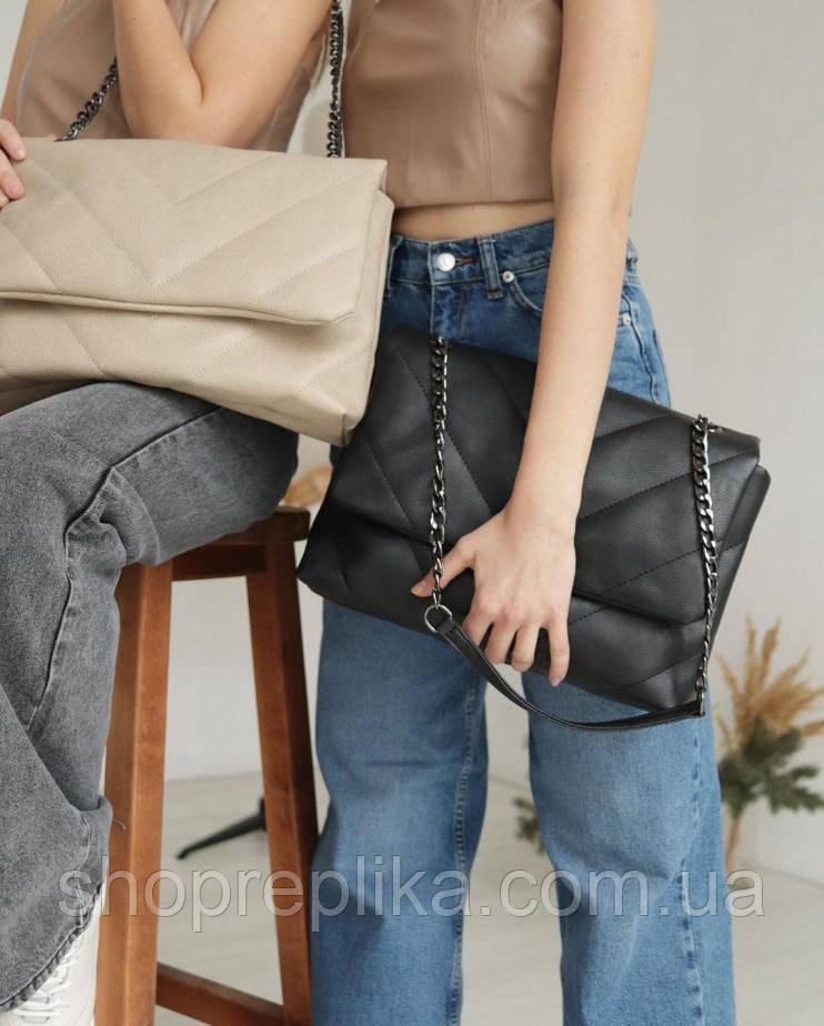 Сумки с ремешком на цепочке модная женская сумка кросбоди сумку женскую через плечо стильная новинка Rqf2