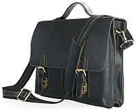 Портфель Vintage 14248 Черный