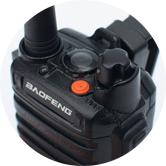 Радіостанція BAOFENG UV-9R (T-57) рівень захисту IP57 акумулятор 1800mAh, фото 3