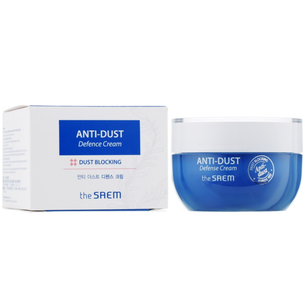 Крем для обличчя захисний The Saem Anti Dust Defense Cream 50 г (8806164146033)
