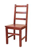 """Дерев'яний кухонний стілець з бука """"Бос"""""""