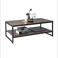 Журальний столик в стилі Лофт 1100х600х400, ЖС03
