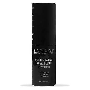 Пудра для укладання волосся, створення об'єму Pacinos Volumizing Matte Powder 20г