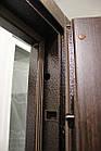 Двері броньовані, вуличні, теплі 2мм. модель Граніт. Ваш розмір і комплектація., фото 10