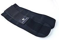 Пояс-корсет для поддержки спины ONHILLSPORT (черный)