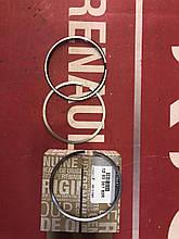 Кольца поршневые (комплект на один цилиндр) Renault original 1,5dci K9K 120330783R
