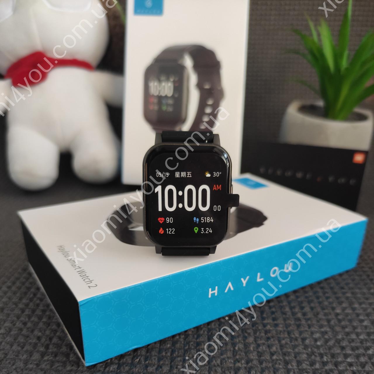 Cмарт-часы Xiaomi Haylou Smart Watch 2