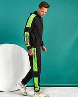 Cпортивный костюм мужской черный весенний стильный Nike новинка 2021